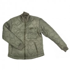 cold weather jacket, groen