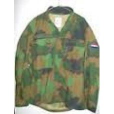 Jungle camo blouse, nederlands