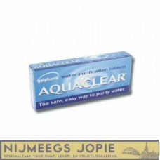 aqua-clear, 50 waterzuiveringstabletten