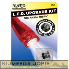 led-upgrade voor AA penlight