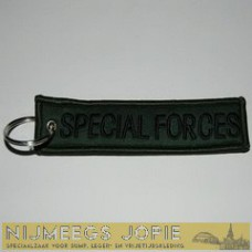 SPECIAL FORCES, sleutelhanger,