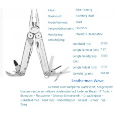 leatherman tool wave
