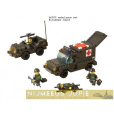 sluban ambulance set 6000