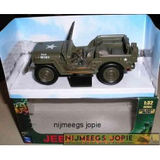 speelgoed set jeep Willy's