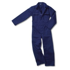 overall, donkerblauw