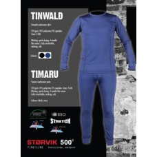 thermo-ondergoed storvik Tinwal shirt