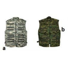 tactical vest recon kleur ACU of digital