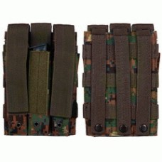 Molle pouch side arm 3 magazijn tas