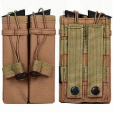Molle pouch side arm 2 magazijnen tas
