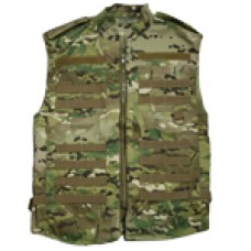 tactical vest recon, multicamo