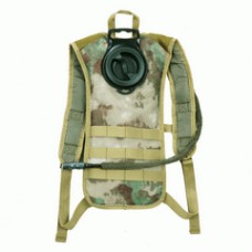 Tactical camelbag molle