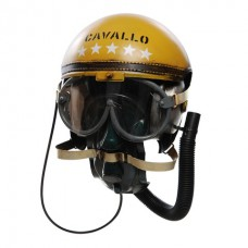 Metalen model Helm Cavallo