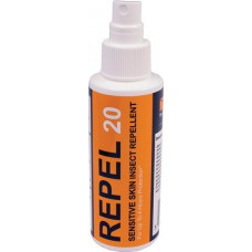 muskiet repel 20%, DEET 60ml spray