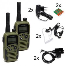 set topcom set z113, duo compleet