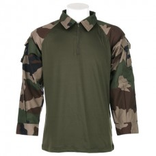 ubac tactical shirt, french camo