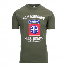 t-shirt D-Day US Army 82nd airborne