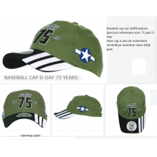 baseball pet 75 years D-day