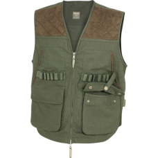 bodywarmer groen jack pyke hunter