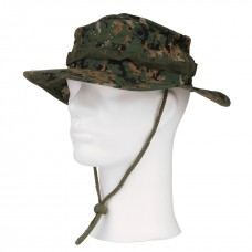 bush-hat us style, digital camo