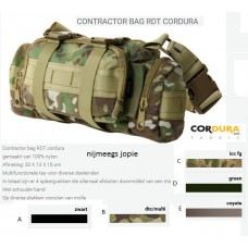 contractor bag, heuptas met band