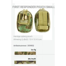 First responder pouch small tas