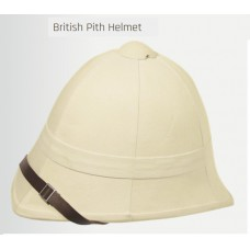 helm brits pith, tropenhelm,