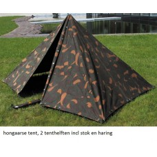 1 a 2 persoons hongaarse tent