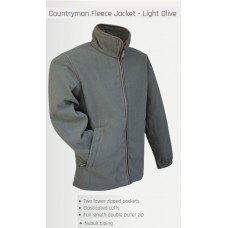 fleece jas countryman