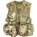 kinder tactical vest, woodland