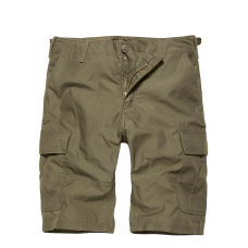 bdu pant broek groen, KORT model, vintage, security/legerbroek