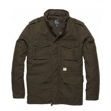 field m65 padded parka oak