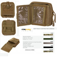 map pouch contractor tas
