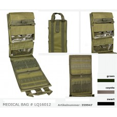 utility medical pouch groot tas 16012