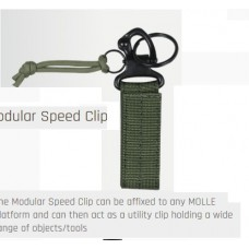 modulair speed clip, groen