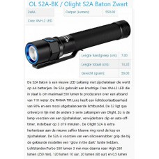 zaklamp Olight S2a