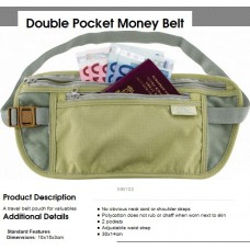 pocket money belt, beurs portemonnee