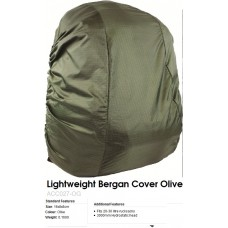 rugzakcover small 20/30 liter