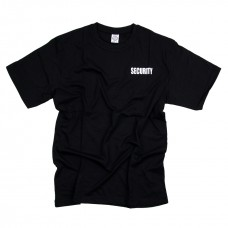 t-shirt security korte mouw