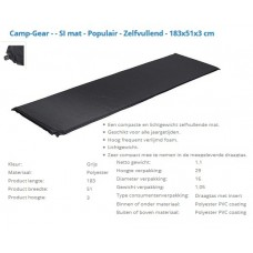self inflatable mat 3cm popular