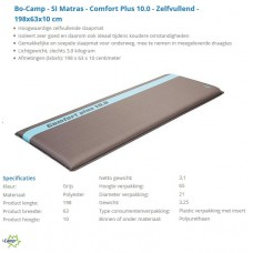 self inflatable mat Bo-camp 10cm