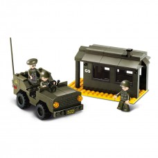 sluban outpost set 6100