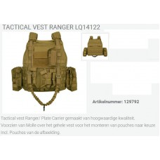 tactical vest ranger