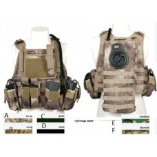 Tactical vest Titan