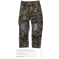tactical legerbroek Warrior 101NC, digital camo