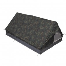 2 persoon camouflage tent minipack