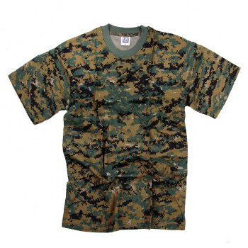 t-shirt digital camo recon