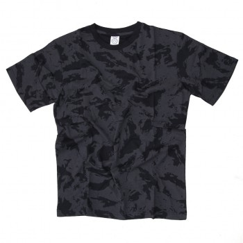t-shirt night camouflage