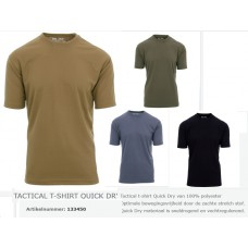 t-shirt tactical quick dry