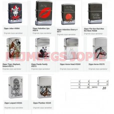 Zippo collection foto 20