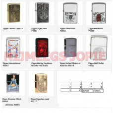 Zippo collection foto 3